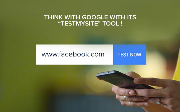 """Mobile Speed gets better with Google's """"Testmysite"""" tool"""